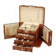 Jewelry Box with Key