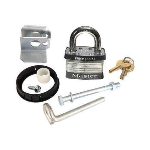 Jobox 10318-705 Lock Retainer With Lock