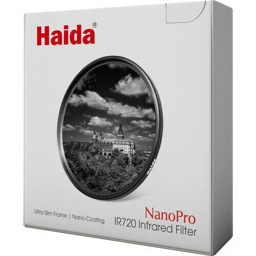 Haida NanoPro 67mm Infrared IR720 (720nm) Multi-Coated Filter