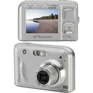 HP 5.0 Megapixel Digital Camera
