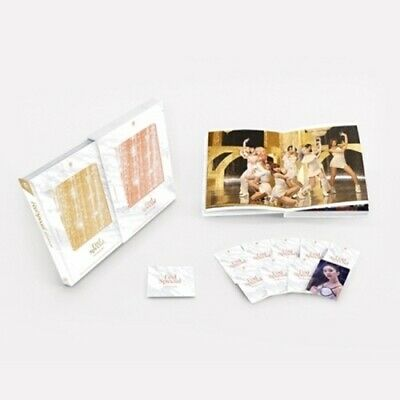 Twice-[Feel Special Monograph] 150p PhotoBook+9p PhotoCard+1p Gift K-POP Sealed