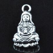 Tibetan Silver Charms Rabbit