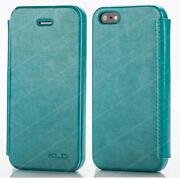 iPhone 4 Leather Flip Case
