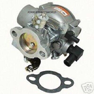Clarkhyster Forklift Lp Carburetor 3.0l Gm Engine Parts 2817108