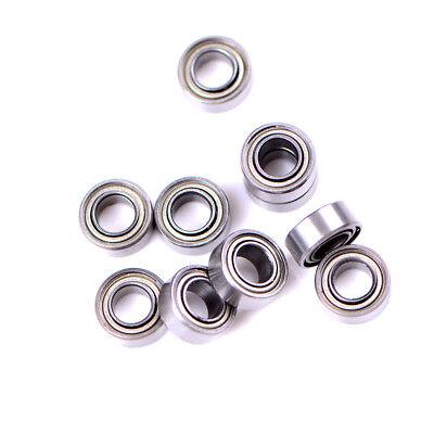 20pcs Mr105zz L-1050 Mr105 Deep Groove Ball Bearing 5x10x4 Mm Miniature Fh