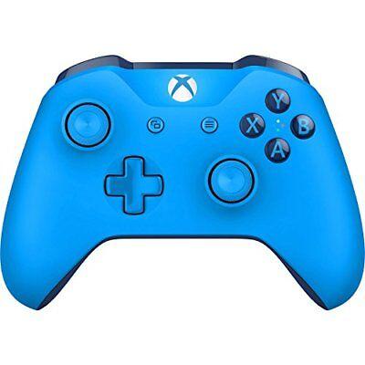 Microsoft WL3-00018 Xbox One Wireless Controller - Blue
