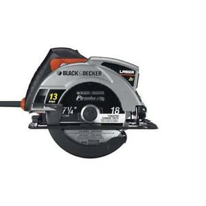 Black and Decker Laser Circular saw