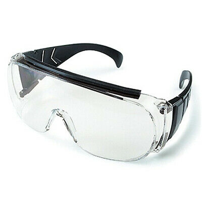 MSO G-72A Clear Safety Goggle Glasses Anti Fog Lens For Painting Grinding
