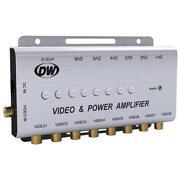 Car Video Amplifier
