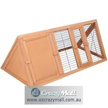 Triangular Wood Pet Cage Poultry House Melbourne CBD Melbourne City Preview