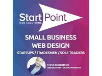 Small Business Web Design – Perfect For Startups, Tradesmen & Sole Traders | University Graduate