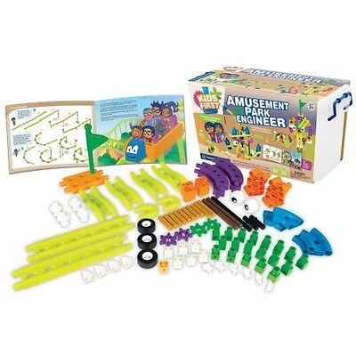 Amusement Park Engineer Kids First Science Thames & Kosmos Engineering Kit