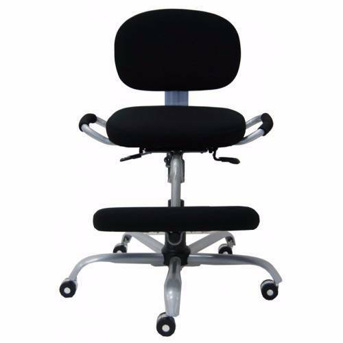 Ergonomic Home Or Office Kneeling Chair With Back Rest