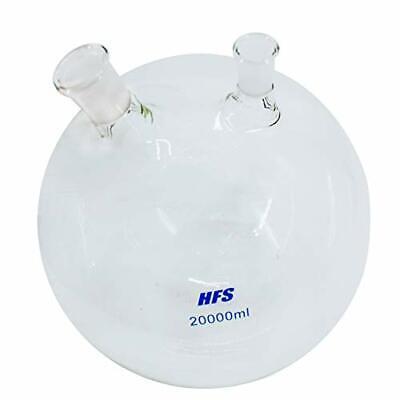 Hfsr 20l Round Bottom 2-neck Flask