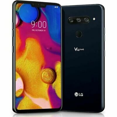 LG V40 V405TA 64GB 6GB RAM Android T-mobile GSM Smartphone Unlocked 6.4 in