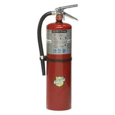 2-new 2021 Certified-10lb Abc Fire Extinguisher Rated 4-a80-bc Wbracket Sign
