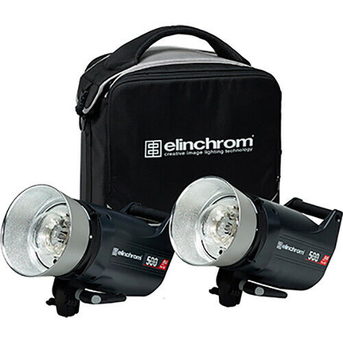 Elinchrom ELC Pro HD to Go 500/500 Kit {DEMO}