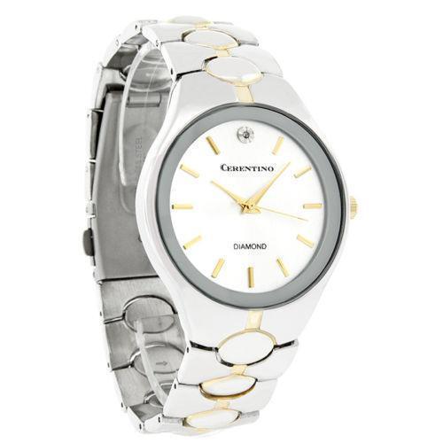 Cerentino Diamond Watch