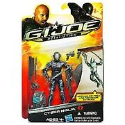 Gi Joe Retaliation Cyber Ninja