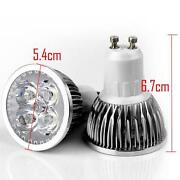 GU10 LED Bulbs 220V