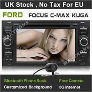 Ford Focus SAT Nav