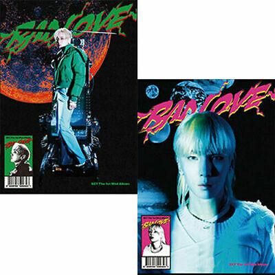 SHINEE KEY [BAD LOVE] 1st Mini Album BOOKLET Ver RANDOM CD+Photo Book+2 Card+etc