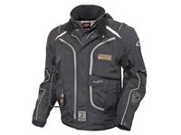 Spidi DPS 03 Airbag Jacket Large Saftey Lab H20 Out and Liner Mint cost £550