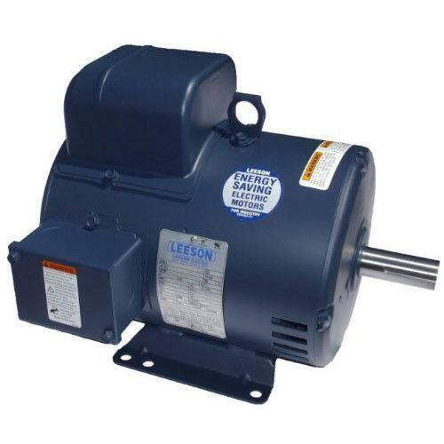 10 hp 1 phase motor ebay