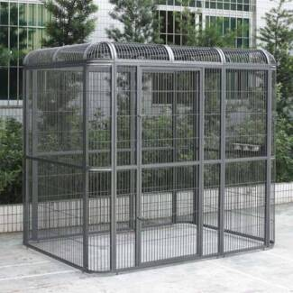 Walk-in Aviary Cage Bird Dog Reptile Wrought Iron Huge Padstow Heights Bankstown Area Preview