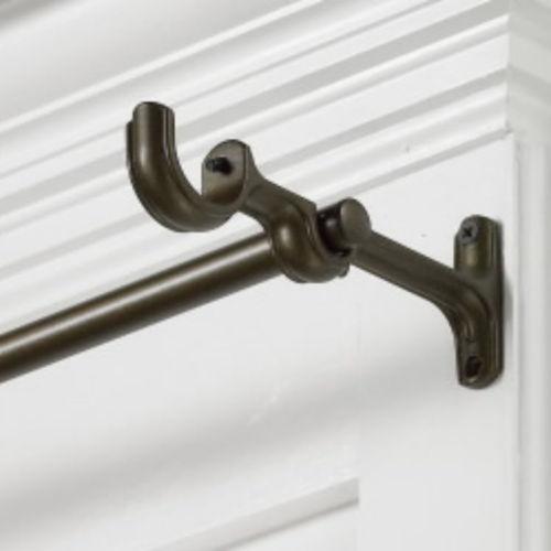 Bronze Drapery Rod | eBay