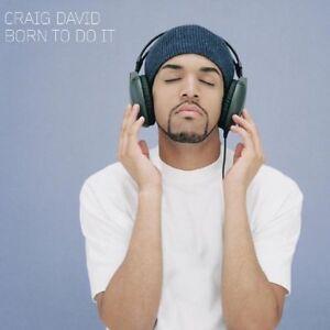 CD-nuovo-incelofanato-Born-to-Do-It-Craig-David-Formato-Audio-CD