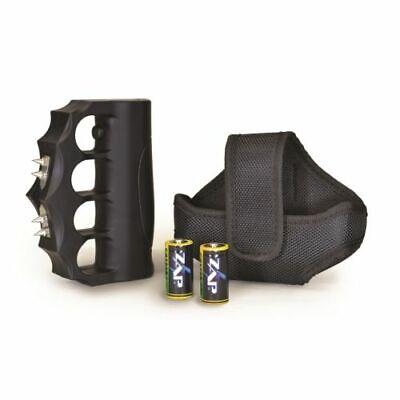 ZAP Stun Blast Extreme Rubberized Soft Contour Grip Stun for Full Control