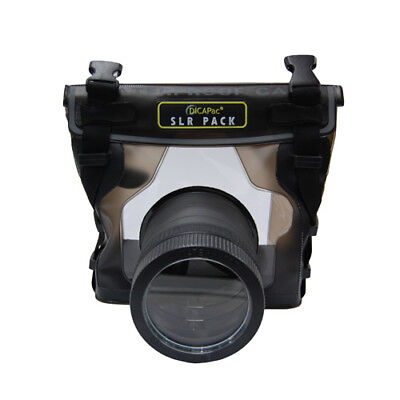 SOFT WATERPROOF MARINE HOUSING CASE FOR NIKON DSLR D90 D3000 D3100 D5000 D5100 for sale  Shipping to India