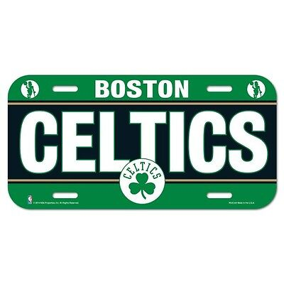Boston Celtics License Plate (Boston Celtics License Plate )