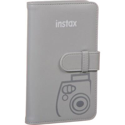 Fujifilm instax Wallet Album (Smokey White) for Instax Mini Film