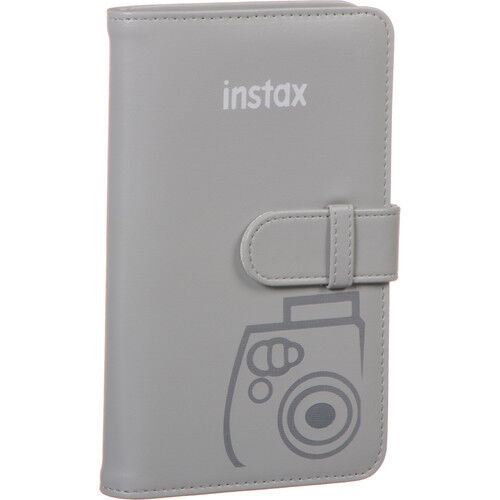Fujifilm instax Wallet Album (Smokey White) for Instax Mini Film