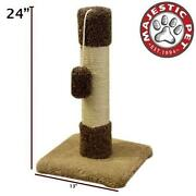 Cat Scratching Post Carpet