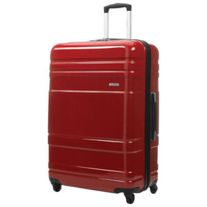 "Brand New Samsonite Caribbea 21.5"" Hard Side 4-Wheeled Luggage"