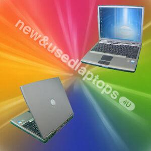 GRADE-1-CHEAP-Dell-Latitude-D600-Laptop-6-Month-Warranty-Office-NEW-BATTERY