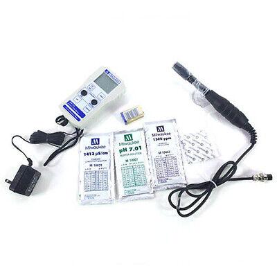 Milwaukee Bem802 Handheld Phectds Combo Meter