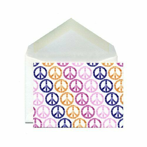 William Arthur Peace Notes - Pack of 10