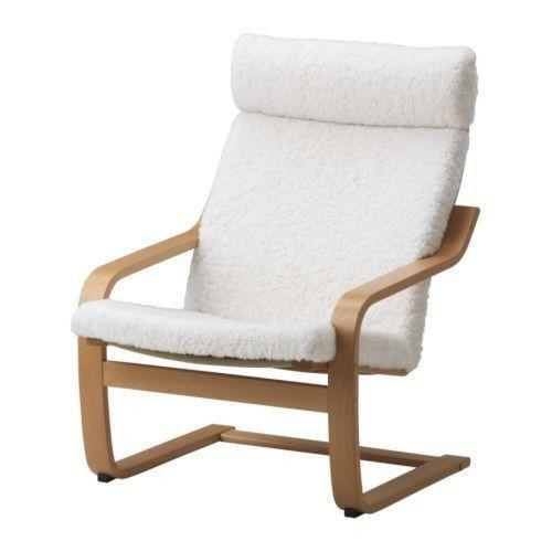 White chair slipcover ebay for Doppelwaschbecken ikea