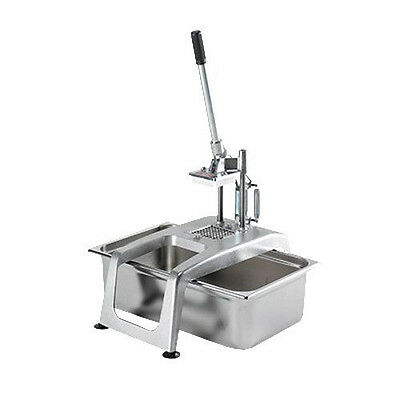 Sammic Cf-5 Hand French Fry Cutter With 38 X 38 Cutter Set