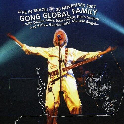 Gong - Live In Brazil 2007 [new Cd] Uk - Import