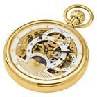 Dual Time Pocket Watch