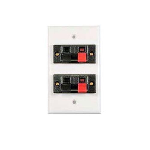 Speaker Wire Wall Plate Ebay