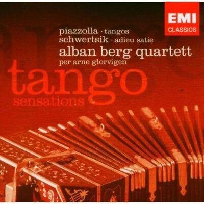 Alban Berg, A. Berg - Tango Sensations [New CD]