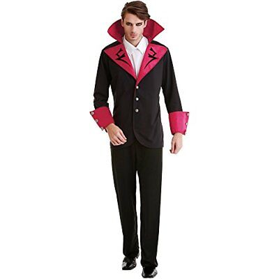 Vampire Themed Halloween Party (Virile Vampire Adult Men's Halloween Dress Up Theme Party Cosplay)