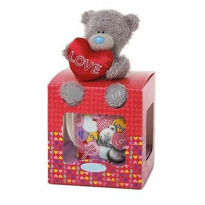 "Me to You Tatty Teddy Bear - Love Mug & 4"" Plush Gift Set"