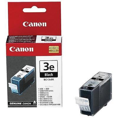 Canon Bci-24 Black Tinte (Tinte Canon BCI-3eBK Black Tintenstrahl für Canon S450 Hersteller: Canon)